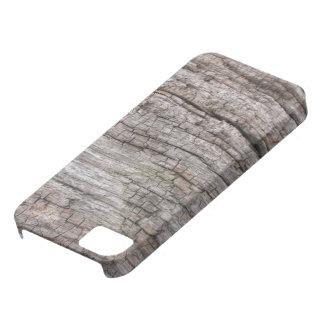 Gammalt trä iPhone 5 Case-Mate fodral