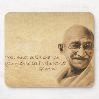 Gandhi Mousepad Musmatta