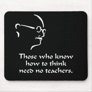 Gandhi tänka musmatta