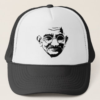 Gandhi Truckerkeps