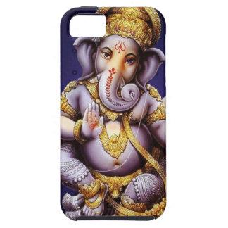 Ganesh Ganesha hinduisk Indien asiatisk iPhone 5 Cases