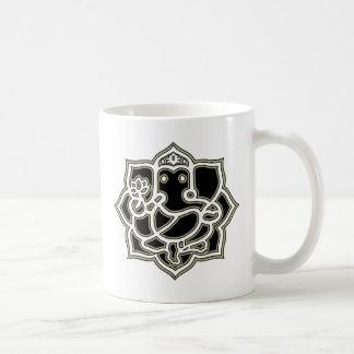 Ganesh giveren av framgång kaffemugg