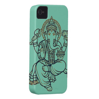 Ganesh iPhone 4 Case-Mate Skal