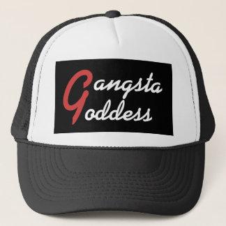 Gangsta gudinnahatt keps