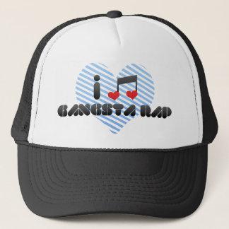 Gangsta rappar keps