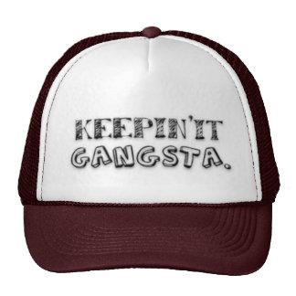 gangster keps