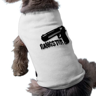 Gangstervapen Hundtröja
