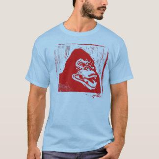 Går apan - i rött! tröja