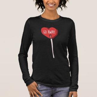 går den away anti valentines day t shirts
