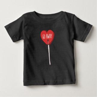 går den away anti valentines day tee shirt