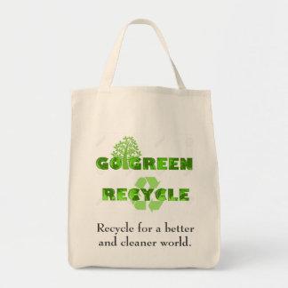 Går den gröna matkassen tygkasse