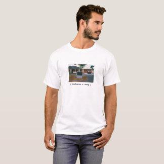 Garbanzon liga #1: TVuppsättning Tee Shirt
