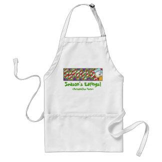 Garfield Logobox säsong Eatings förkläde