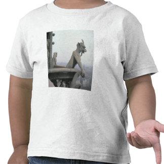 Gargoyle från balustraden av det stort tröja