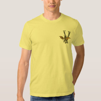 GargoylesMonogram V T Shirt