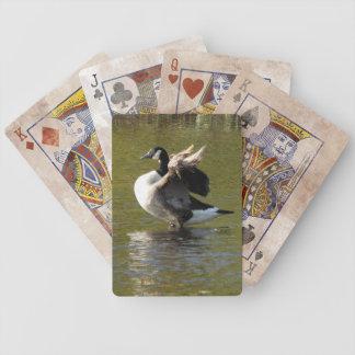 Gås Spelkort