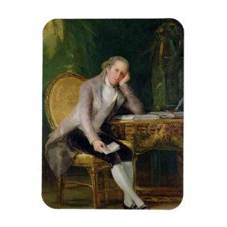 Gaspar Melchor de Jovellanos, 1797-98 (olja på can Magnet