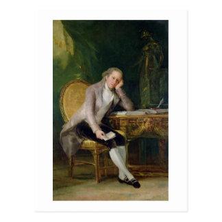 Gaspar Melchor de Jovellanos, 1797-98 (olja på Vykort