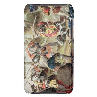 Gaston de Foix (1488-1512) som dräpas på Blen av iPod Case-Mate Fodraler