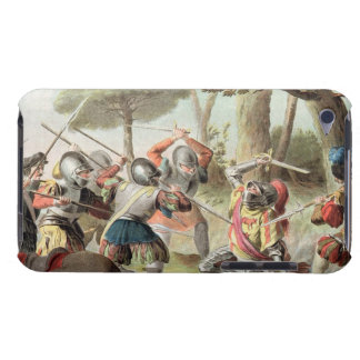 Gaston de Foix (1488-1512) som dräpas på striden Barely There iPod Fodraler