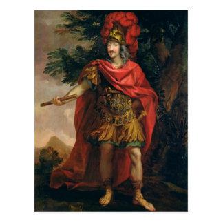 Gaston de Frankrike Hertig av Orleans Vykort