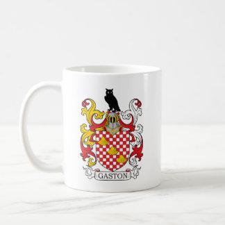 Gaston familjvapensköld kaffemugg