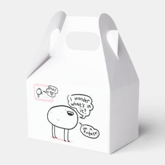 GÅTA BOXAS, med potatisen Presentaskar