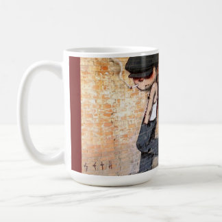 Gatakonst Kaffemugg