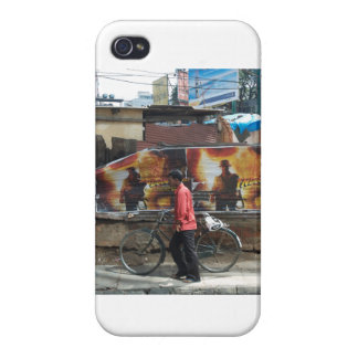 Gatorna av Indien. iPhone 4 Cover