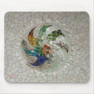 Gaudi mosaik musmatta