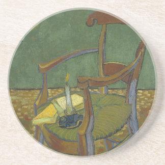 Gauguins stol underlägg sandsten