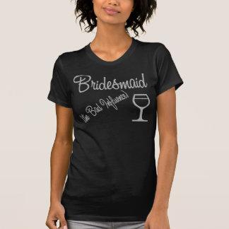 Gåva för brudtärnat-skjorta möhippa t shirt
