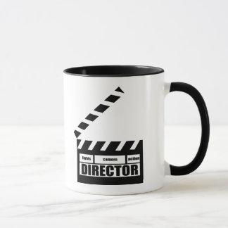 Gåva för Clapboard för personligfilmdirektör Mugg