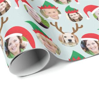 Gåva för helgdag för foto för presentpapper