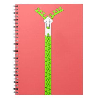 Gåva för journal för dagbok för hemligheter för anteckningsbok