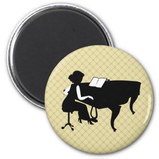 Gåva för magnet för piano för