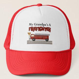 Gåva för morfarbrandman s keps