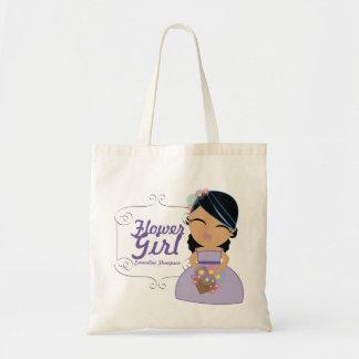 gåva för personligBRUDTÄRNAbröllop * person som Tote Bags