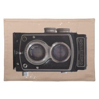 Gåva för Rolleicord tvilling- Reflexkamera för Bordstablett