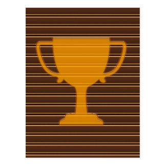 GÅVA för sportar för framgång NVN278 för vinnare Vykort