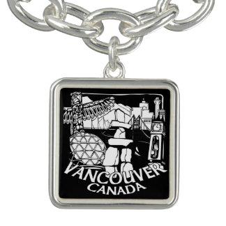 Gåva för Vancouver armbandVancouver Kanada Armband