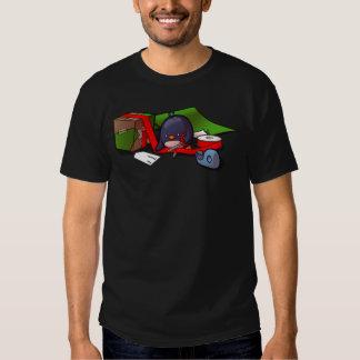 Gåva-Inpackning av pingvinT-tröja T-shirts