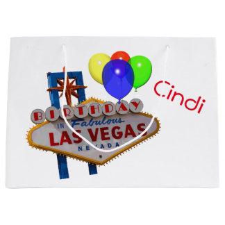 Gåvan för den Las Vegas personligfödelsedagen