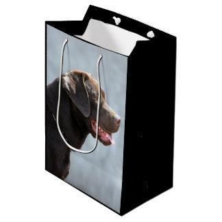 Gåvan för hunden för den Labrador retrieveren