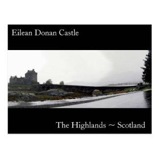 Gåvan och förflutnan, Skotska högländerna~en Vykort