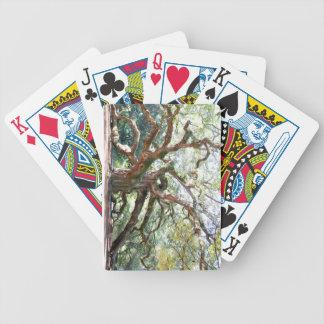 Gåvor för ängelOakträd Spelkort