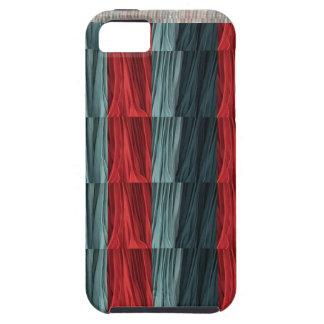 Gåvor för energi för mönster för modetshirtsfärg iPhone 5 Case-Mate skydd