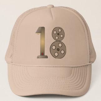 Gåvor för födelsedag för filmfantast 18th keps