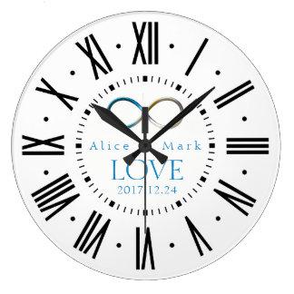 Gåvor för för evigt för oändlighetskärlek | stor klocka