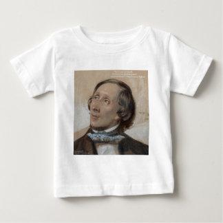 """Gåvor för Hans Christian Andersen """"solskenfrihet"""" T-shirt"""